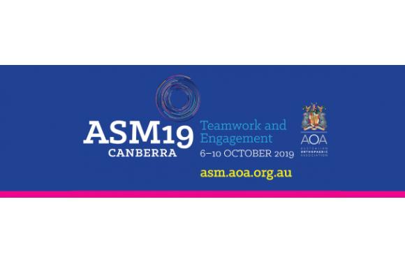 Australian Orthopaedic Association 79th Annual Scientific Meeting 2019