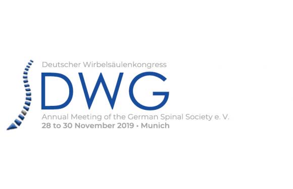 14th Deutscher Wirbelsäulenkongress Congress 2019 (DWG)