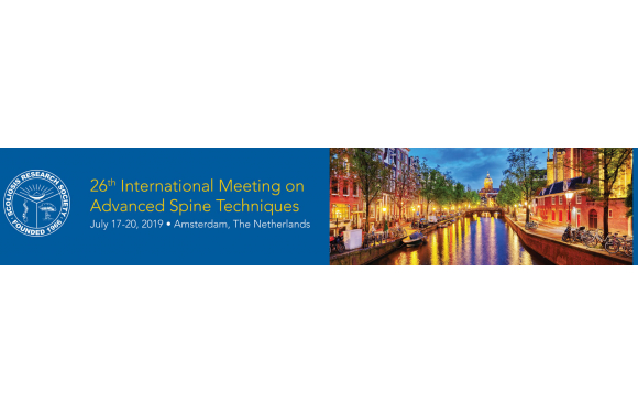 26th International Meeting on Advanced Spine Techniques