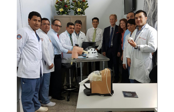 Advancing Orthopedic Training in Guatemala