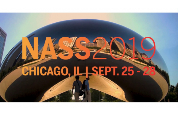 34th Annual North American Spine Society Meeting 2019 (NASS)