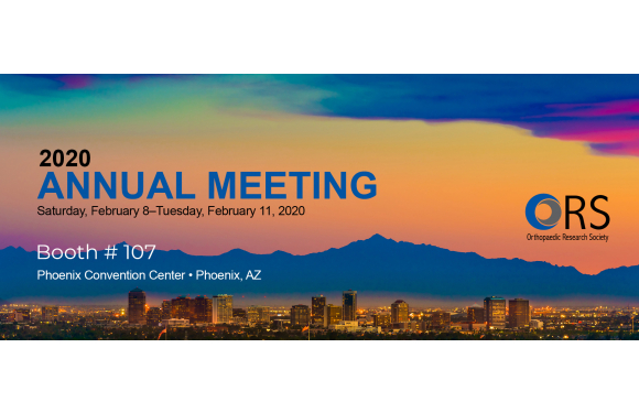Orthopaedic Research Society Annual Meeting 2020