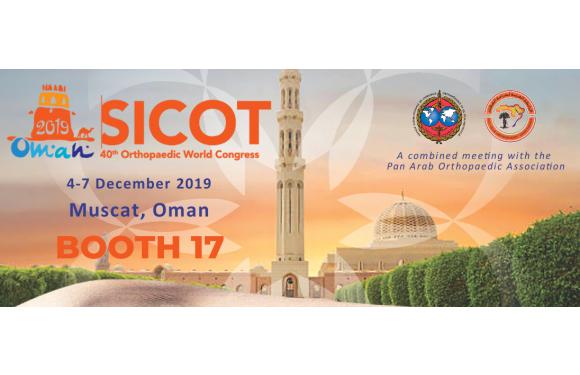 40th SICOT Orthopaedic World Congress 2019